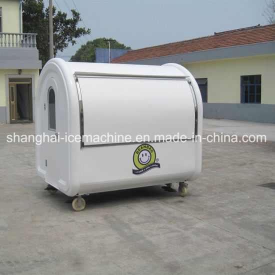 Fast Food Truck for Sale, Corn Dog Waffle Maker Jy-B4