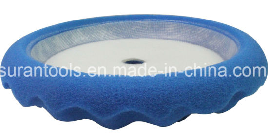 High Quality Foam Pad for Car Refinishing pictures & photos