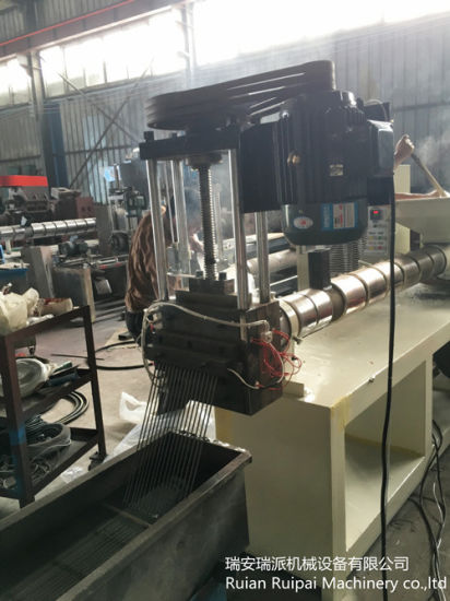 Waste Plastic Pelletizer Machine for Plastic pictures & photos