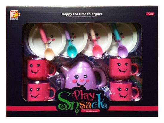 Cute Design Kitchen Play Set of Teatime for Children pictures & photos