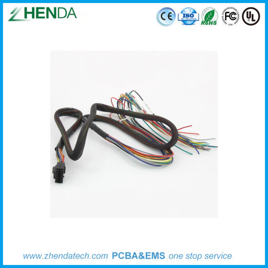 iso wiring harness standard molex connector cable assembly  cable wire harness standards #12