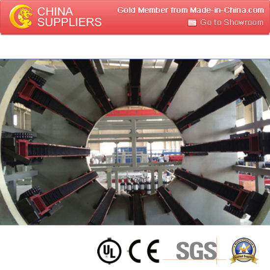 Large Size PE Pipe Producing Line pictures & photos