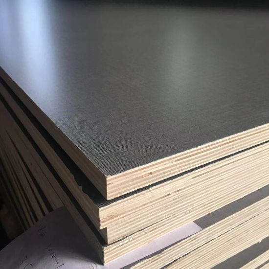 High Glossy White Melamine MDF Board for Cabinet