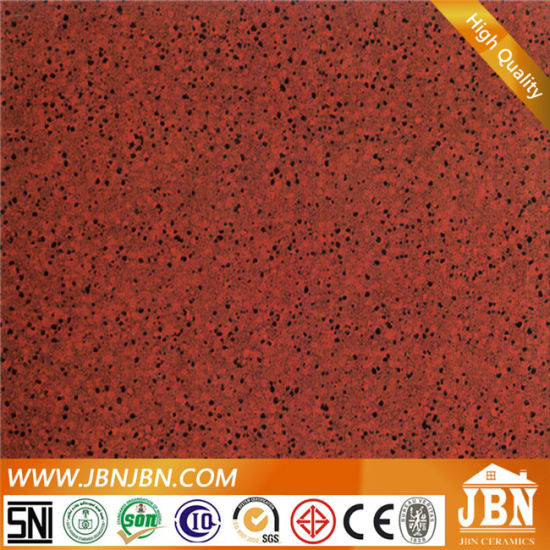 China Red Homogeneous Polished Floor Porcelain Tile J6e01 China