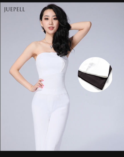 Sets of Pants and Blouse Woman Wear Special Design Clothing for Ladies