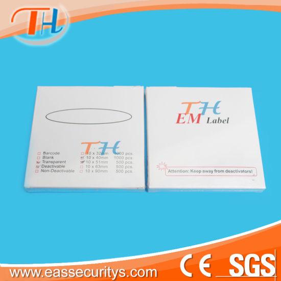 Em Magnetic Security Label (10X40mm)