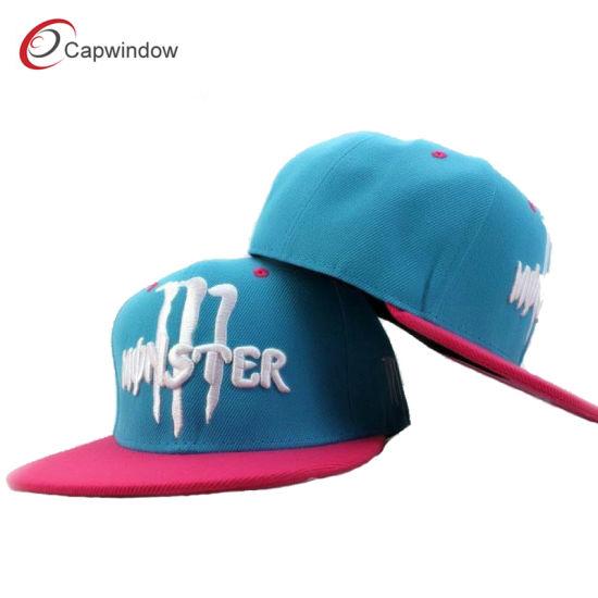 6aea57a13a6 China Custom Strapback Hats Fitted Hats (06003) - China Snapback ...