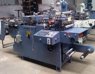 Foil Die Cutting Machine From Ruian Manufacture pictures & photos