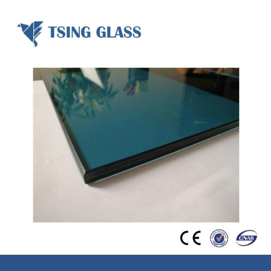 6.38-43.20mm Clear / Colored Laminated Glass pictures & photos