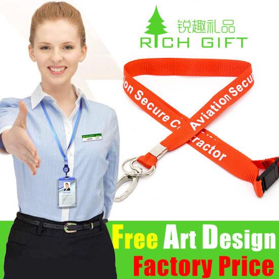 china professional manufacture id badge holder free degine logo uk