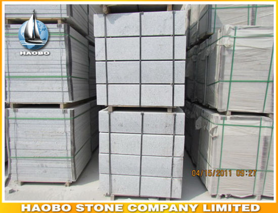 Wholesale Kerb Stone Grey Granite Factory Direct pictures & photos