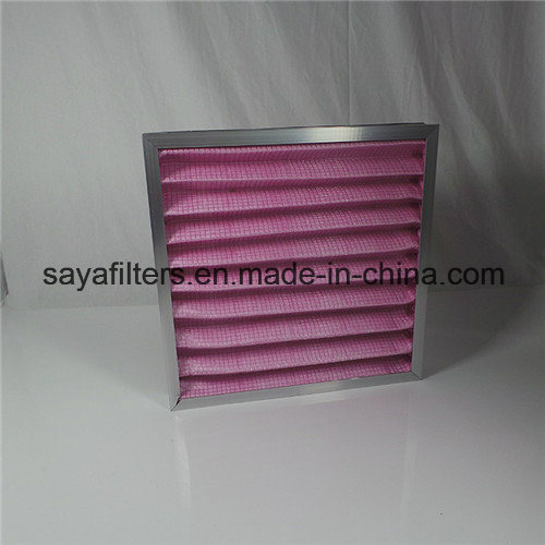High Efficiency High Temperature HEPA Filter