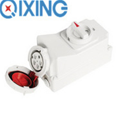 32A 5p IP67 Waterproof Switch and Socket