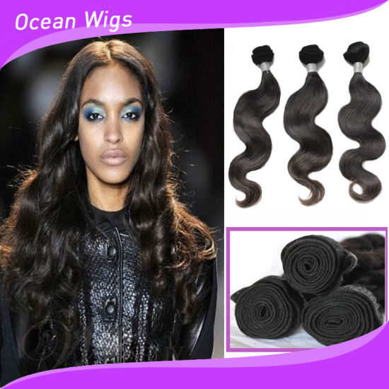 8A Grade 100% Human Chocolate Remy Hair Weave pictures & photos