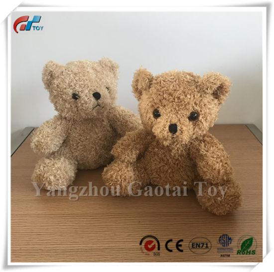 Cute Hot Sale Teddy Bear Kids Toy Plush Bear for Promotion