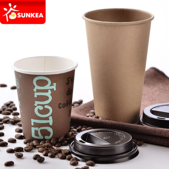 China Manufacturer Coffee Paper Cups pictures & photos