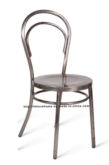 Enjoyable Morden Industrial Metal Dining Restaurant Coffee Bentwood Side Chair Machost Co Dining Chair Design Ideas Machostcouk