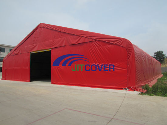 Clearspan Structure Storage Marquee Warehouse Prefabricated House, Storage Tent (JIT-8211828PT)