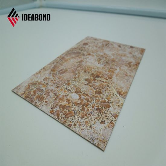 Best Quality Nano Self Clean Stone Look Aluminum Composite Panel pictures & photos