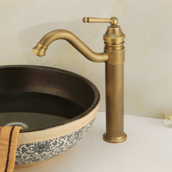 Luxury Archaize The Sink Faucets (6600) pictures & photos