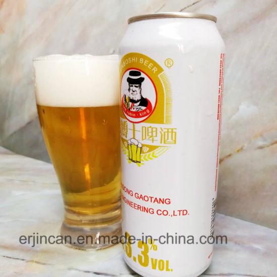 China Beer Supplier Best Quality German Flavored Lager Beer in Bulk