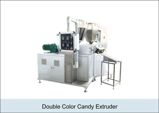 Double Color Candy Extruder (K8019050)