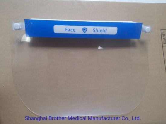 Wholesale Price Durable Transparent Clear Face Shield