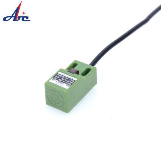 Sn04 Square 18X18X36 Non-Screen Shield 4mm Distance Proximity Switch