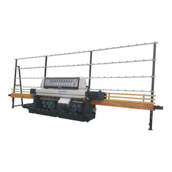 Glass Machinery Glass Straight Line Edging Machine