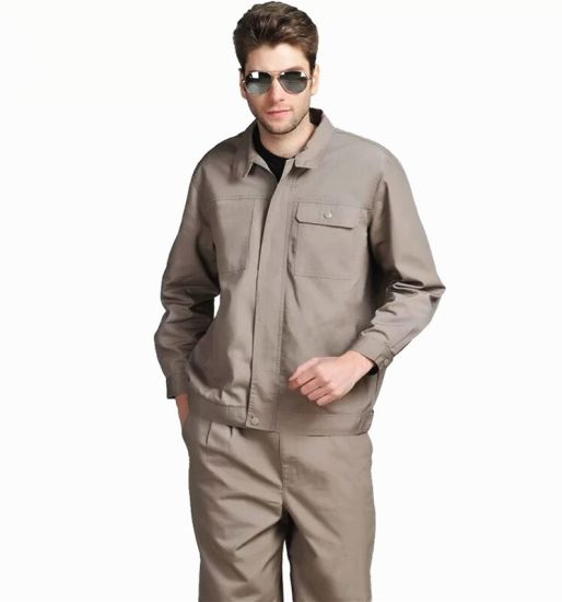 Wholesale Coverall Working Uniform Work Clothes Guangzhou Manufacturer