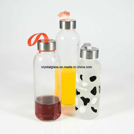 Carbonated Mineral Water Glass Beverage Drinks Bottle 300ml 500ml pictures & photos