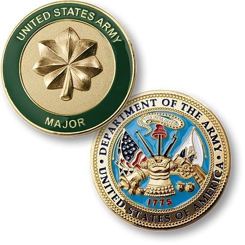 Custom High Quality Metal Gold Challenge Coin