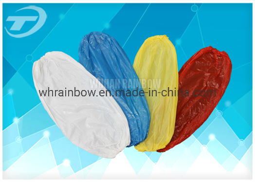 Disposable PE/HDPE/LDPE Sleeve Cover Plastic Protective Arm Disposable Sleeve Covers