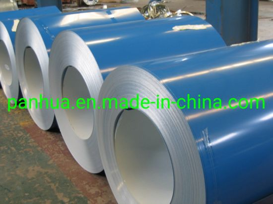 AISI Standard PPGI - Prepainted Galvanized Steel Coil for Roofing Sheet pictures & photos