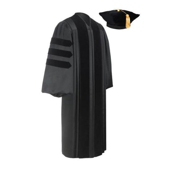 Child Graduation Gown Uniform Quality School Uniform
