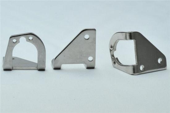 Desheng OEM/Customized ODM Deep Drawn Sheet Metal Stamping Part with Powder Coating