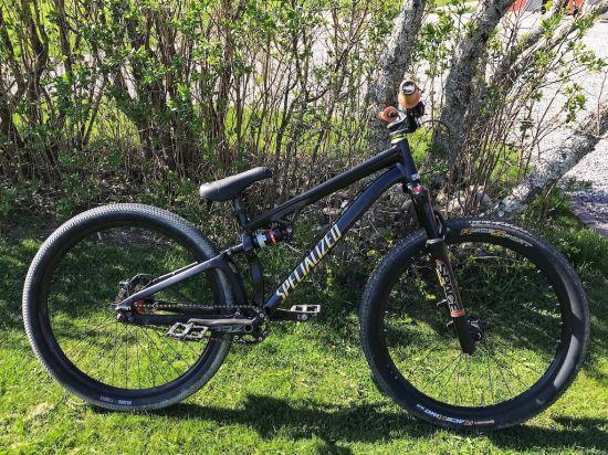 "China 26"" BMX Dirt Jump Mountain Bike Freestyle Slope ..."