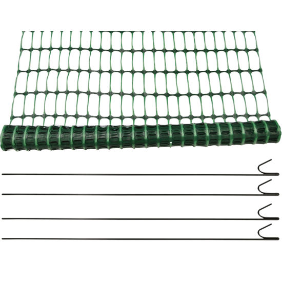 Made in China Plastic Safety Fence Netting (ZDSFN) pictures & photos