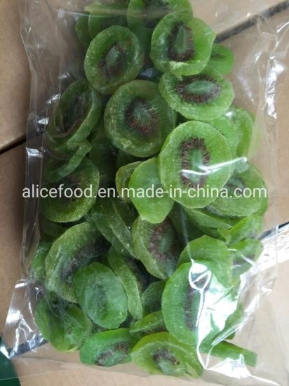 Chinese Green Snacks for Dried Kiwi