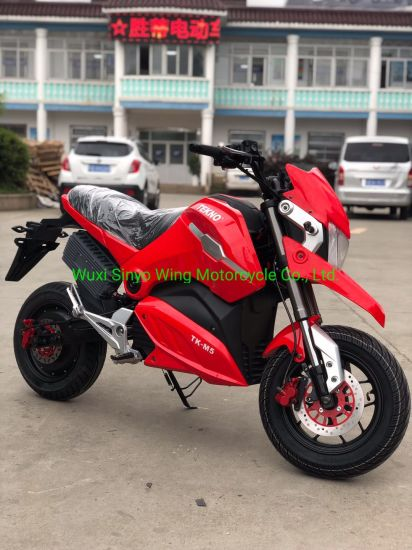 M5 E-Motorcycle & E-Scooter & Electric Racing Motorcycle Good Quality & Good Price pictures & photos
