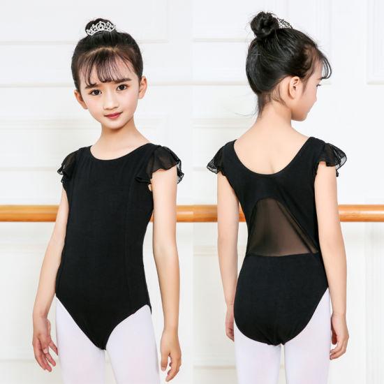 1f44d14183cd Factory Wholesale Professional Fashion Kids Girls Ballet Training Wear Leotards  Dance