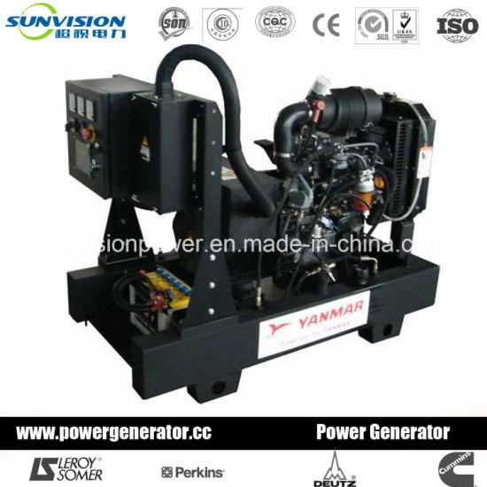 China Yanmar Generator 12kVA, Diesel Generator with Japan Engine