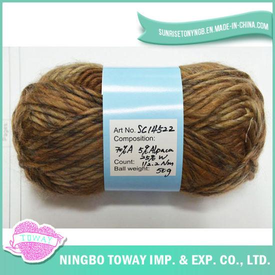 China Chunky Yarn Baby Hat Scarf Wool Easy Knitting Patterns China