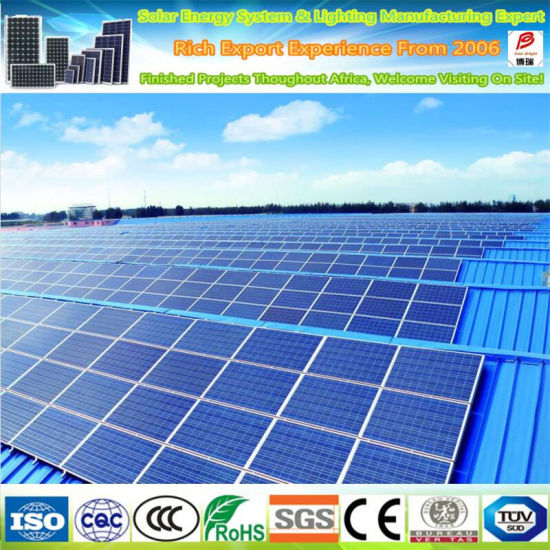 Mono 100W Solar Panel Solar Cell