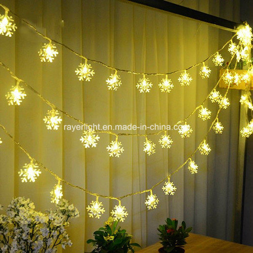 Outdoor Christmas Decoration Light Unique RGB String Light pictures & photos