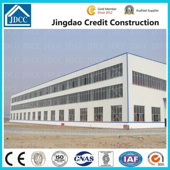 Prefabricated Prefab Steel Structure Warehouse Construction Building with Economical Design and Best Price pictures & photos