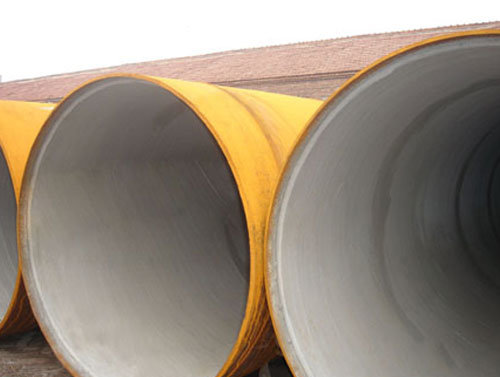 Anti-Corrosion Steel Pipe Lined with Cement Mortar pictures & photos