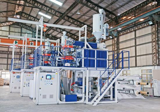 PP Film Blowing Machine Polypropylene Film Extrusion Machine