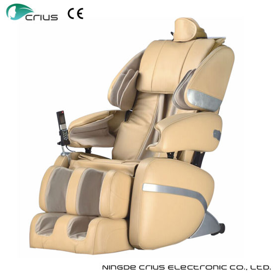 Top Quality Air Pressure Shiatsu Massage Chair pictures & photos