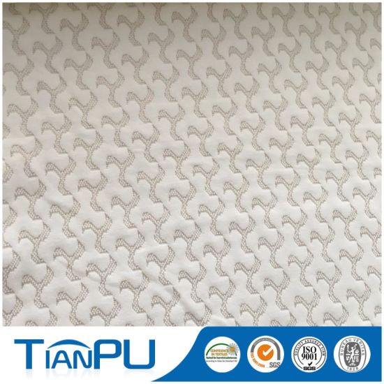Organic Cotton Mattress Knitted Fabric for Hot Sale pictures & photos